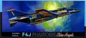 1/72 F-4J ファントムII ブルーエンジェルズ