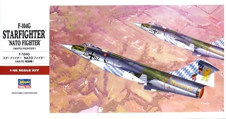 1/48 F-104G スターファイター `NATOファイター`
