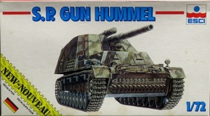 1/72 S.P. GUN HUMMEL