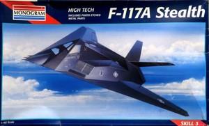 1/48 F-117A ステルス戦闘機