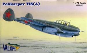 1/72 ポリカルポフ TIS(A) 重護衛戦闘機