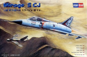 1/48 ミラージュ III CJ