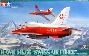 1/48 スイス空軍 ホーク Mk.66