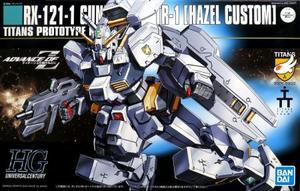 HG RX-121-1 ガンダムTR-1 ヘイズル改