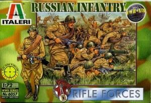 1/72 ロシア歩兵