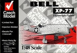 1/48 ベル XP-77