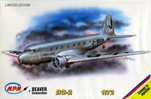 1/72 DC-2