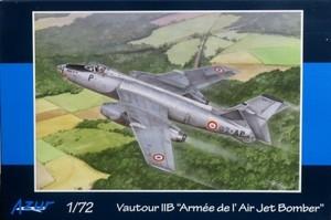 1/72 ボートゥールIIB 複座爆撃機 フランス空軍