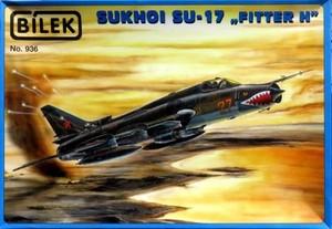 1/72 スホーイ Su-17 フィッター H