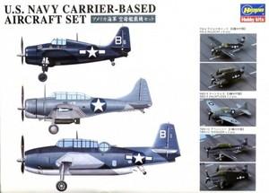 1/350 アメリカ海軍 空母艦載機セット