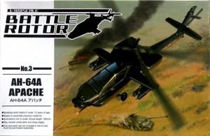 1/100 AH-64A アパッチ