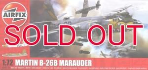 1/72 マーティン B-26B/C マローダー