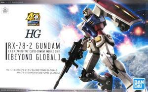 HG RX-78-2 ガンダム [BEYOND GLOBAL]