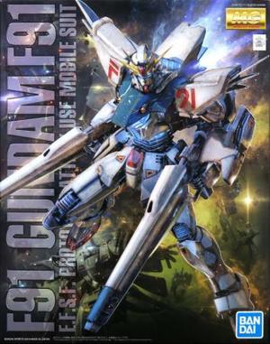 MG ガンダムF91 Ver.2.0
