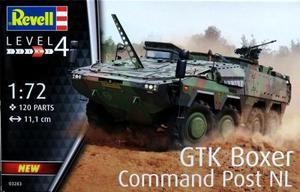 1/72 GTK ボクサー コマンドポスト オランダ陸軍