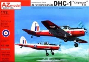 1/72 デ・ハビランド・カナダ DHC-1 チップマンク T.10