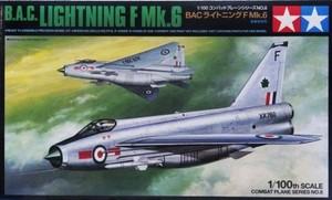 1/100 BAC ライトニング F Mk.6