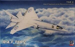 1/144 英空軍試作爆撃機 TSR.2