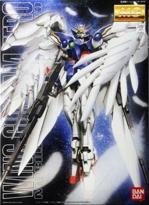 MG XXXG-00W0 ウイングガンダム ゼロ(エンドレスワルツ版)