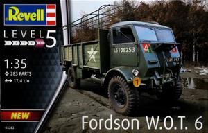 1/35 イギリス フォード W.O.T.6 トラック
