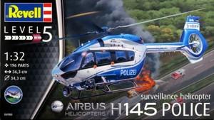 1/32 H145 警察ヘリコプター