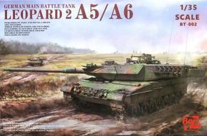 1/35 レオパルド 2 A5/A6