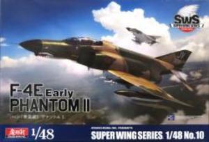 1/48 F-4E(前期型) ファントムII