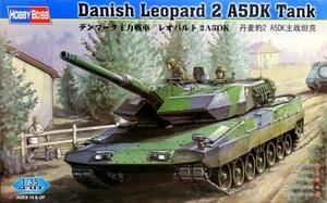 1/35 デンマーク主力戦車 レオパルト 2A5DK