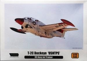 1/72 T-2C バックアイ 米国海軍テストパイロット学校