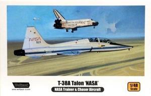 1/48 T-38A タロン [NASA]