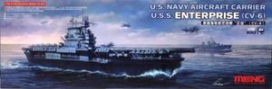 1/700 アメリカ海軍 航空母艦 エンタープライズ (CV-6)