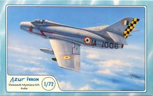 1/72 ダッソー ミステール IV A 「インド空軍」