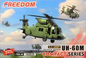 コンパクトシリーズ:米陸軍 UH-60M ブラックホーク (米/台湾/スウェーデン/スロバキア軍)