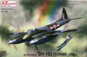 1/72 DH-103 ホーネット FR.Mk.4