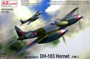 1/72 DH-103 ホーネット F.Mk.3