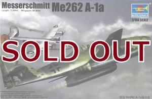 1/144 メッサーシュミット Me262 A-1a