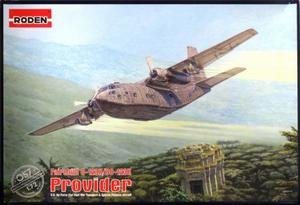 1/72 米 フェアチャイルド C-123K/UC-123Kプロバイダー双発輸送機
