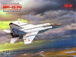 1/72 ミグ MiG-25 PU
