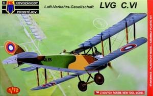 1/72 LVG C.VI 「チェコスロバキア・ソ連」