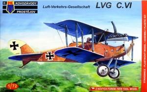 1/72 LVG C.VI 「ドイツ」