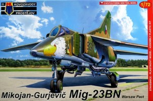 1/72 MiG-23BN 「ワルシャワ条約同盟国」