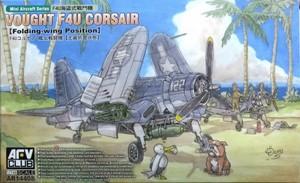 1/144 F4U コルセア 艦上戦闘機〈主翼折畳状態〉