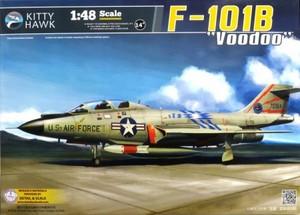 1/48 F-101B/RF-101B ヴードゥー