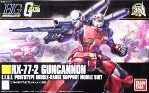 HGUC RX-77-2 ガンキャノン