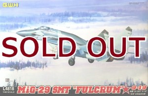 1/48 MiG-29 SMT ファルクラム