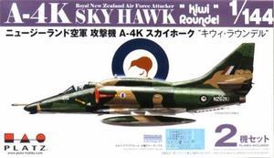 1/144 ニュージーランド空軍 攻撃機 A-4Kスカイホーク `キウィ・ラウンデル`