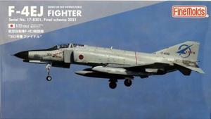 1/72 航空自衛隊 F-4EJ 戦闘機 301号機ファイナル