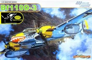 1/48 ドイツ空軍戦闘機 Bf110D-3