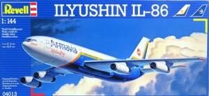 1/144 イリューシン IL-86 アエロフロート
