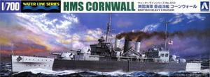 1/700 英国重巡洋艦 コーンウォール